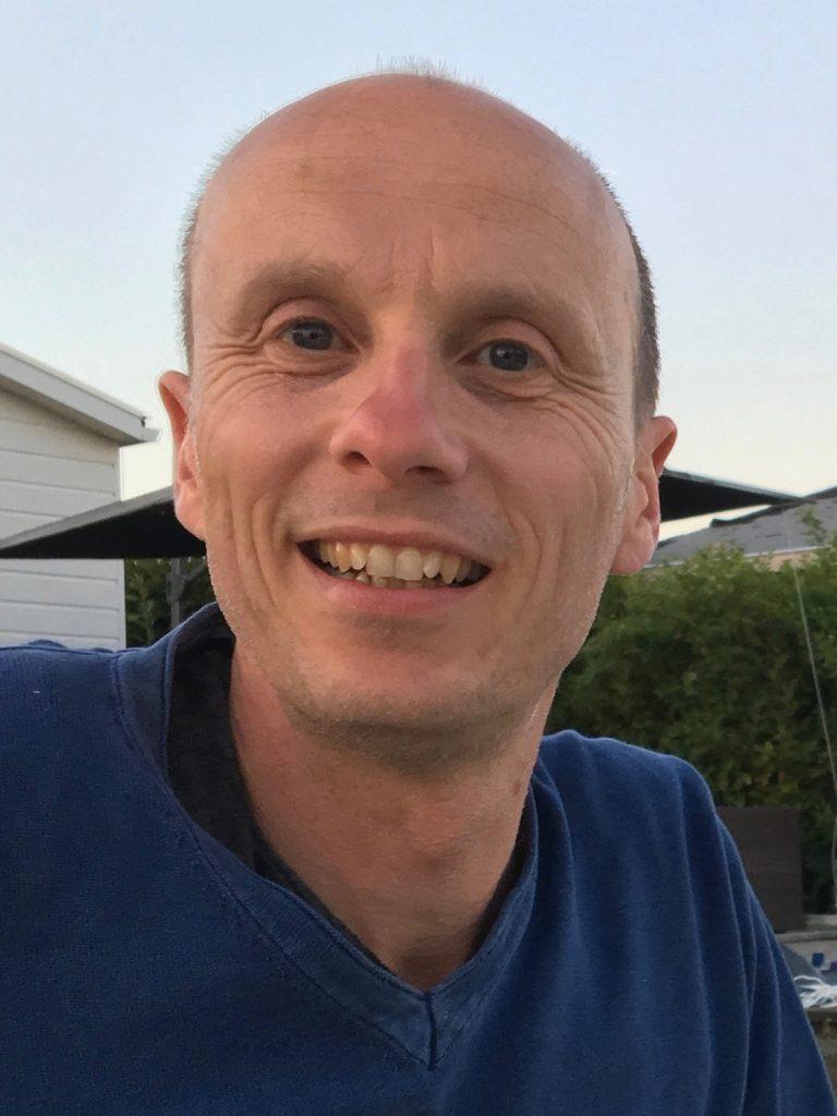 Martijn van der Geest Tension & Trauma Release