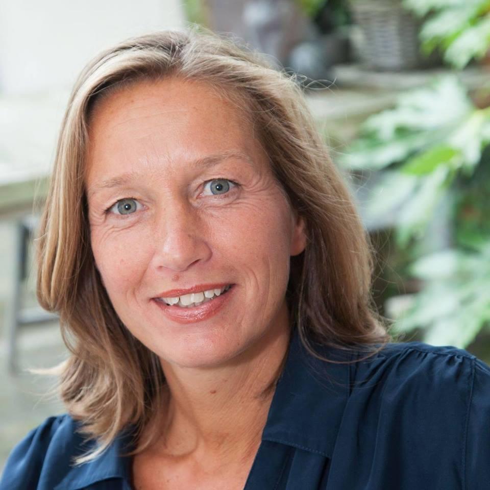 Annemieke van Bekkum Voetreflex therapeut