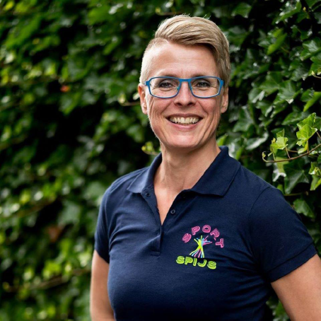 Tineke van Wijk-Hamel Personal trainer